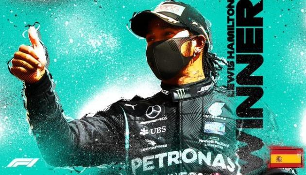 Формула-1: Хэмилтон выиграл Гран-при Испании