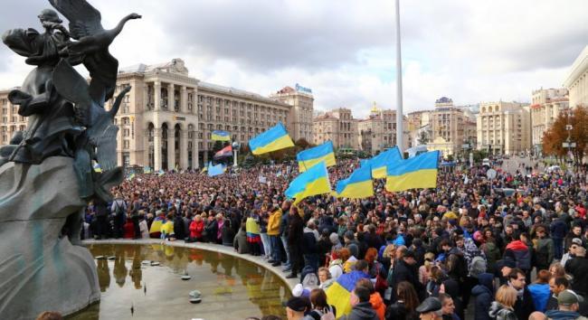 В День Независимости центр Киева будут охранять 4 тысячи полицейских