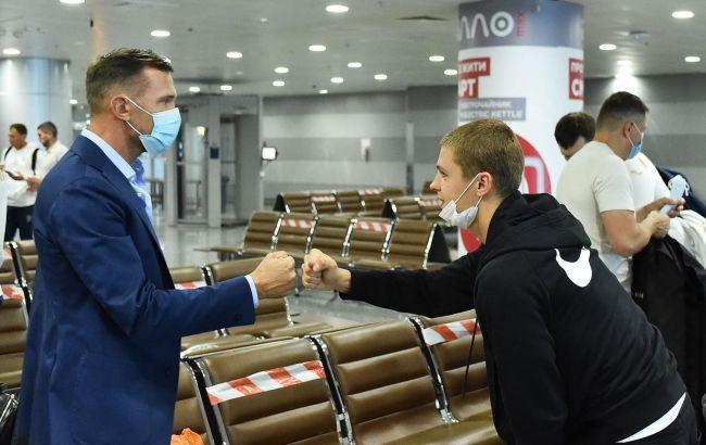 Пять игроков Динамо не помогут сборной Украины на старте Лиги наций