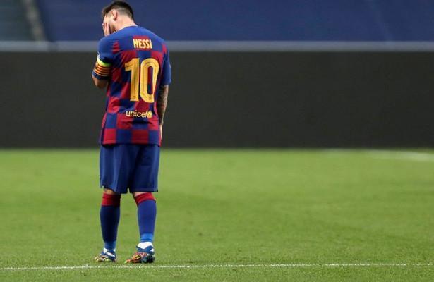 Месси публично озвучит причины решения уйти из «Барселоны»