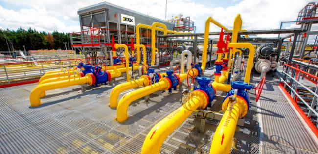 Импорт газа в Украину вырос на треть, побив пятилетний рекорд