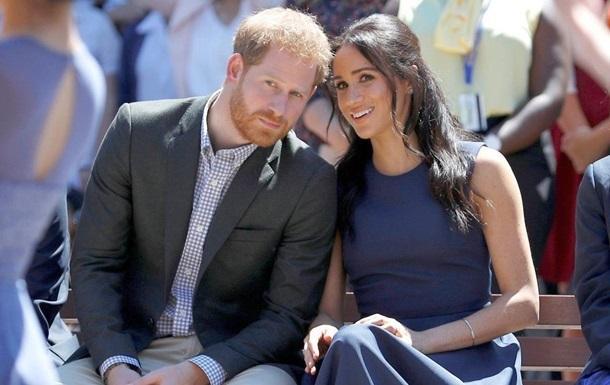 Меган Маркл и принц Гарри заключили контракт с Netflix