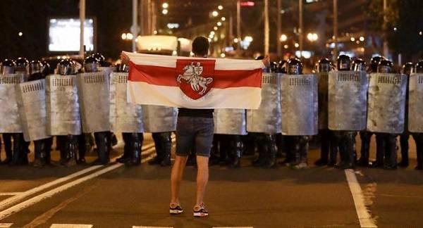 Не заигрались ли вы в революцию? В МВД Беларуси раскритиковали протестные митинги