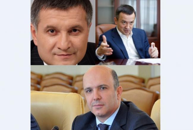 Названо трио самых богатых членов Кабмина Украины