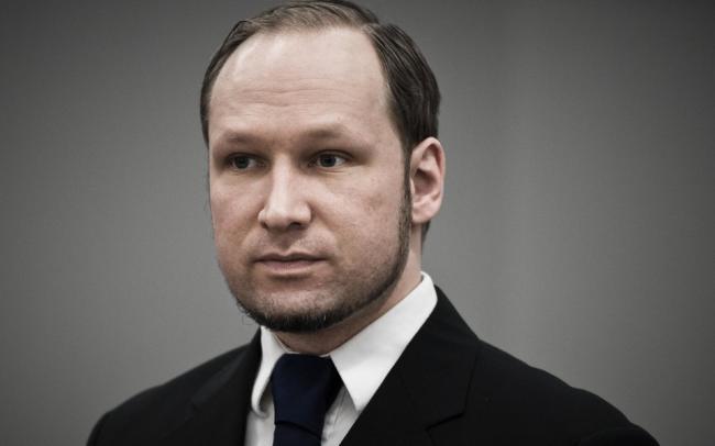 Норвежский террорист Андерс Брейвик подал прошение об условно-досрочном освобождении