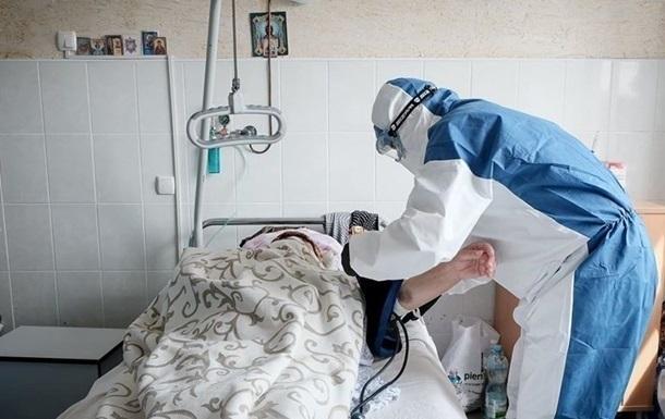В Украине новый рекорд по заболевшим COVID-19