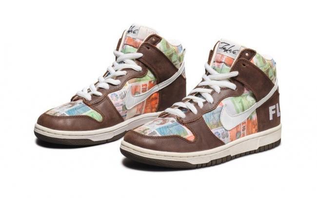 Sothebys проведут аукцион с самыми редкими кроссовками Nike