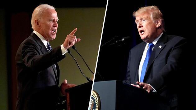 «Ты заткнешься уже?»: в США прошли первые теледебаты Трампа и Байдена