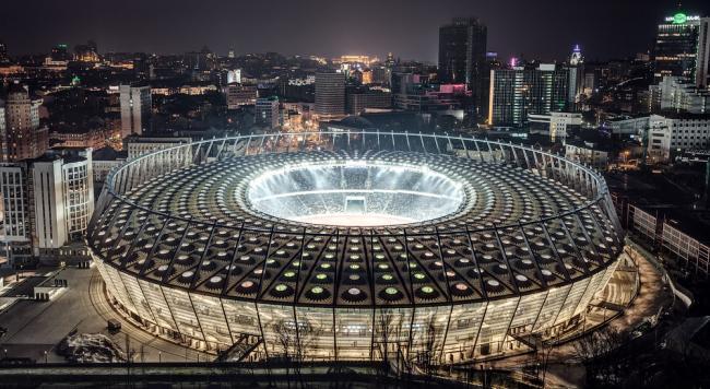 Матчи сборной Украины против Германии и Испании пройдут со зрителями