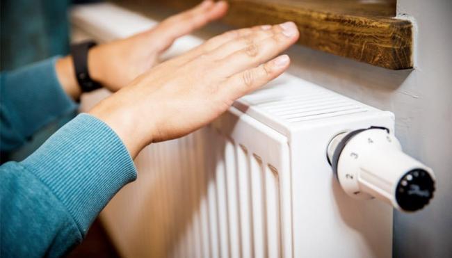 В Украине включат отопление при температуре меньше +8° в течение трех дней