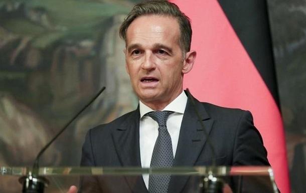 Берлин предупредил РФ о санкциях за Навального