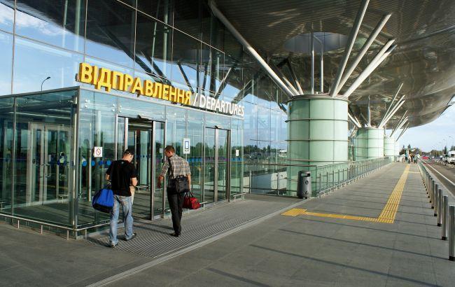 Рекордный спад: в аэропорту Борисполь кардинально снизилось количество пассажиров