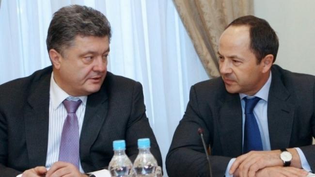 Как сделка Тигипко и Порошенко стала эпицентром скандала