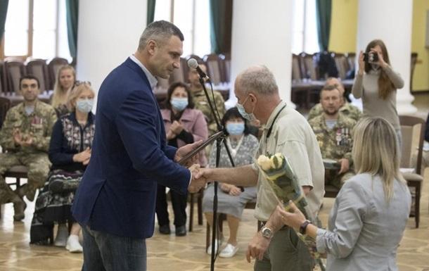 В Киеве увеличили помощь семьям погибших участников АТО