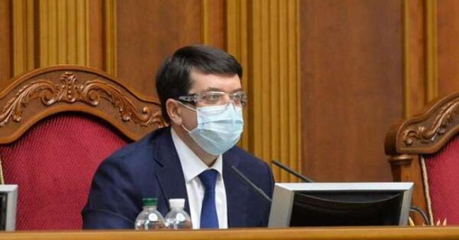 Разумков допускает продление закона об особом статусе Донбасса