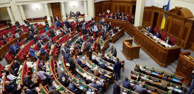 Рада потратила 698 тыс. грн на маски и дезинфекторы
