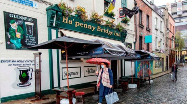 Ирландия первой в Европе возвращает строгий локдаун для борьбы с коронавирусом