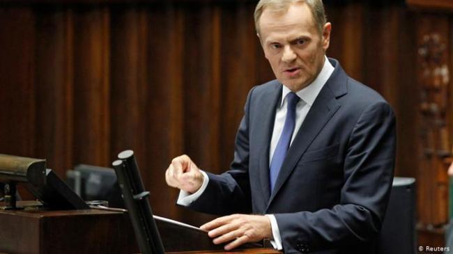 Туск подтвердил, что Европы не может быть без Украины