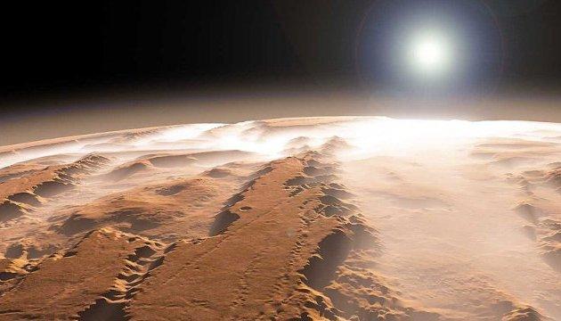 Искусственный интеллект классифицировал новые кратеры на Марсе