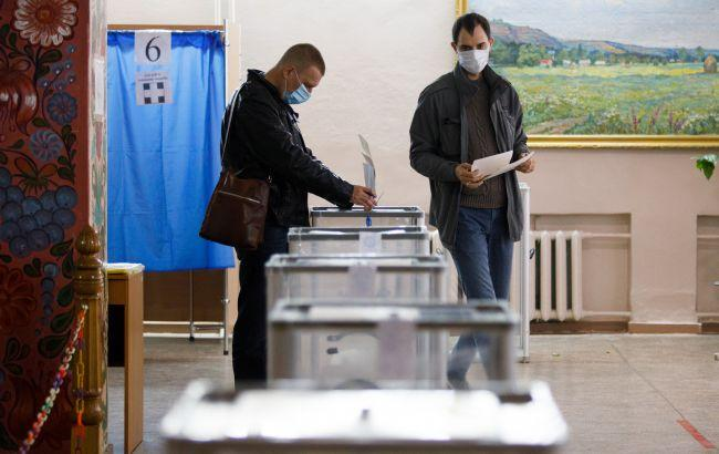 Местные выборы: подсчет голосов завершили на участках в шести областях