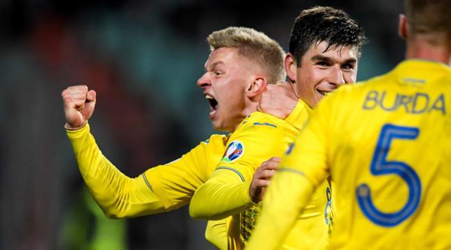 Зинченко расстроился из-за поведения украинских болельщиков