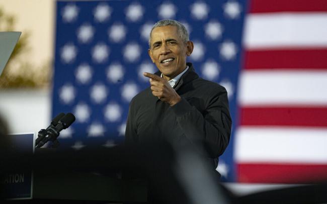 «Мишель уйдет от меня»: Барак Обама исключил возможность работы в администрации Джо Байдена