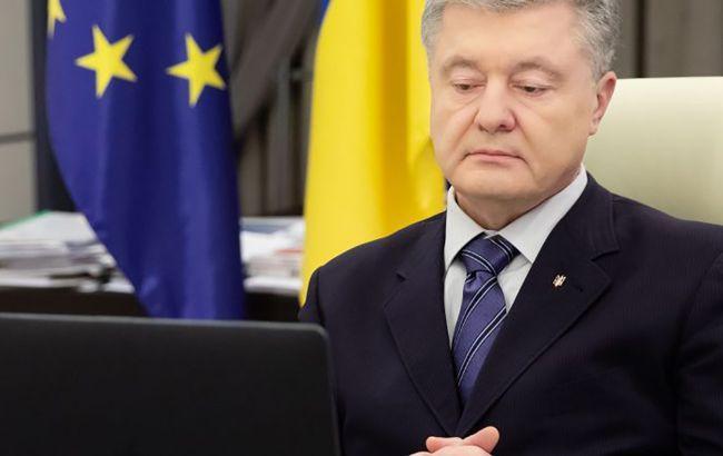 Российская агрессия является глобальным вызовом, нужно ужесточать санкции, - Порошенко