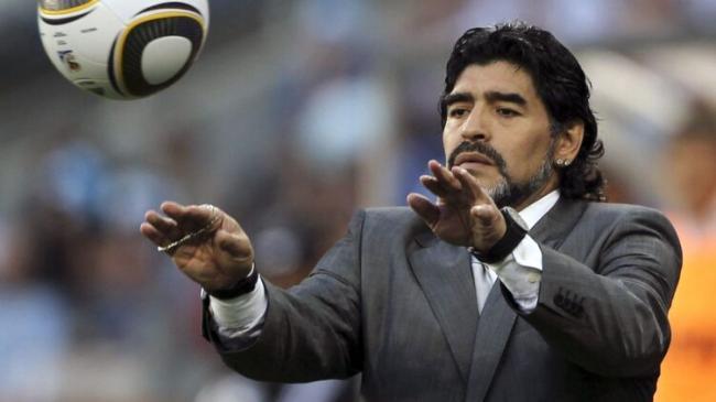 СМИ: Ушёл из жизни легендарный Диего Марадона
