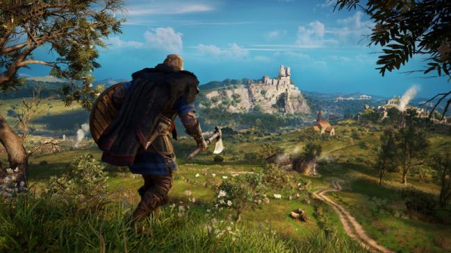 После первого патча Assassins Creed Valhalla стала работать хуже на PS5