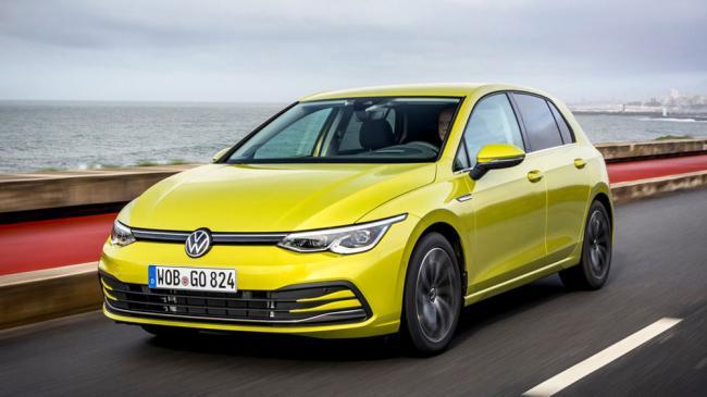 Составлен рейтинг самых продаваемых автомобилей в Европе