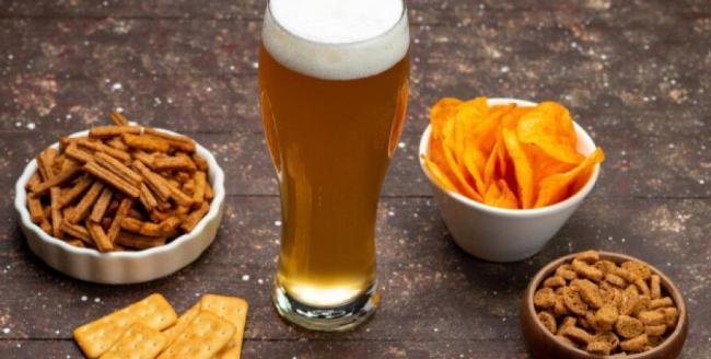 Пиво и чипсы будут использовать в борьбе с изменением климата