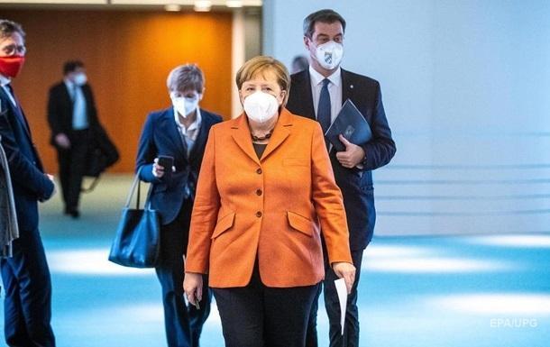 Германия вводит жесткий карантин