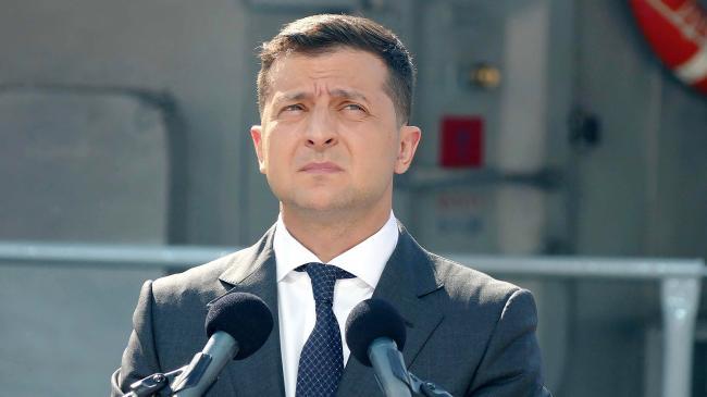 42% жителей Украины считают Зеленского разочарованием года