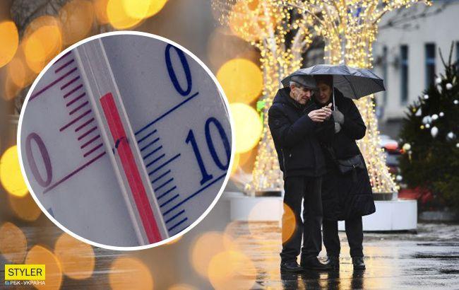Синоптики резко поменяли прогноз погоды на Новый год в Украине