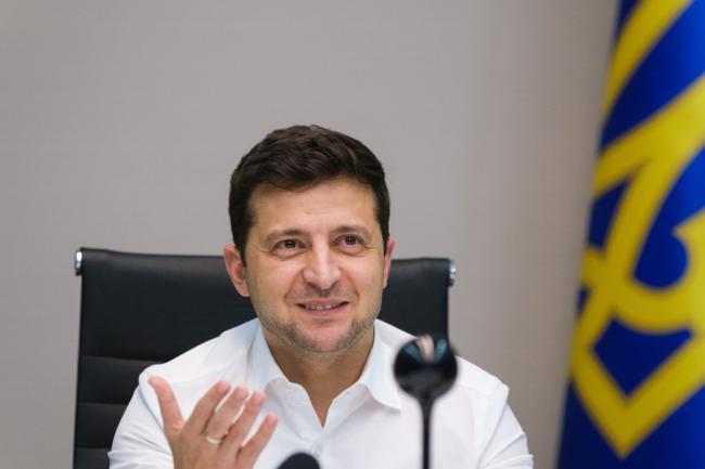 Зеленский заявил, что хотел бы построить в Украине «Диснейленд» и создать свой Голливуд