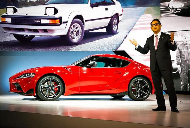Toyota выпустит электрокар, который можно зарядить за 10 минут