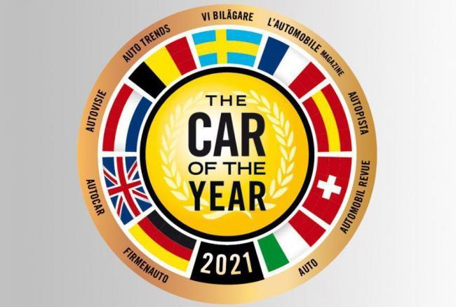 Стали известны претенденты на титул «Европейский автомобиль года»