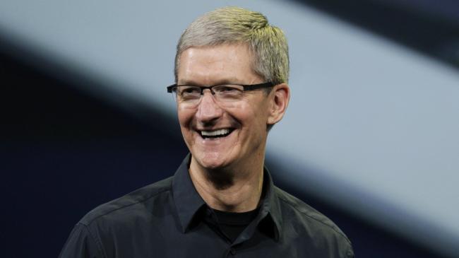 Глава Apple за год заработал почти $300 млн