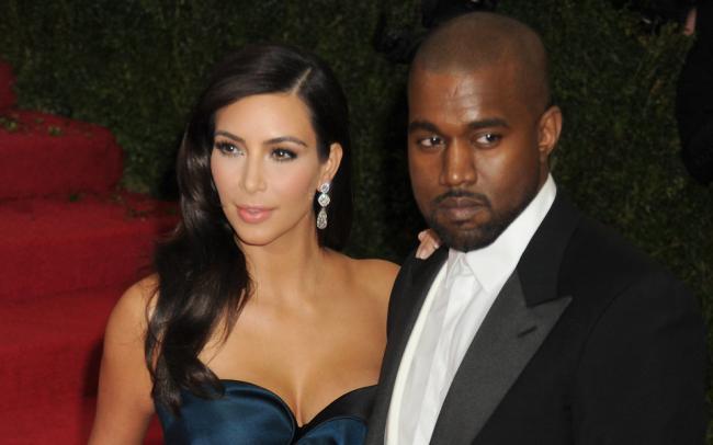Распад звездной пары: Канье Уэст и Ким Кардашьян разводятся