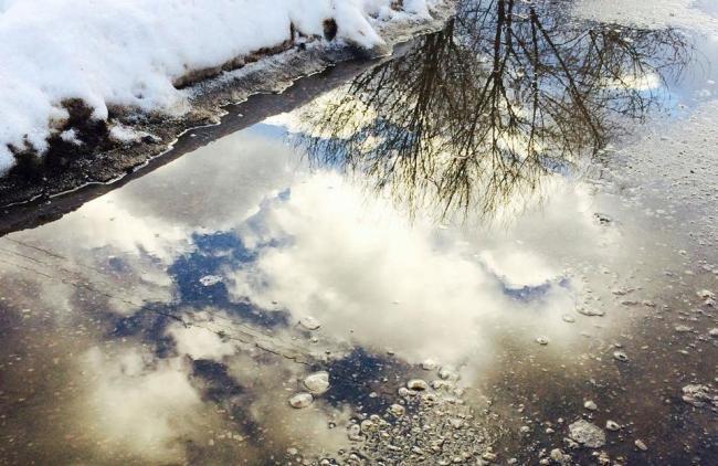 Зима в Украине уже близко: синоптик уточнила прогноз погоды