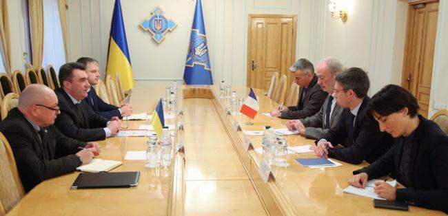 Украина выполнила все условия для нормандского саммита