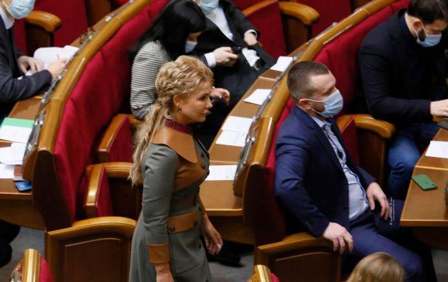 Тимошенко хочет провести народный референдум по пяти вопросам