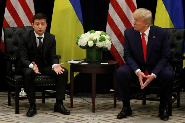 Зеленский признался, что немного зол на Трампа