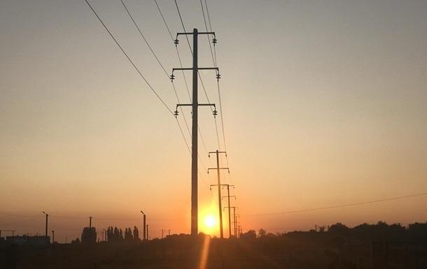 Укрэнерго объяснила импорт электроэнергии из России