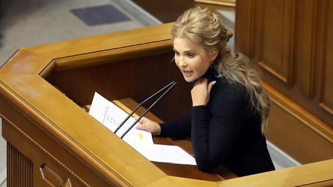Тимошенко нарастила больше всего доверия украинцев за месяц - соцопрос