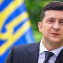 Президентский рейтинг Зеленского продолжает падение